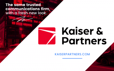 Kaiser Lachance Communications is now Kaiser & Partners