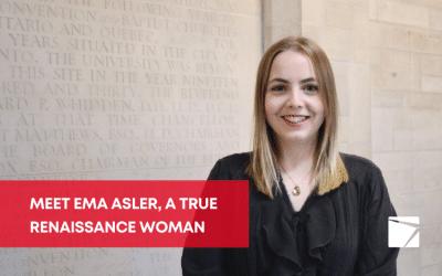 Meet Ema Asler, a true renaissance woman
